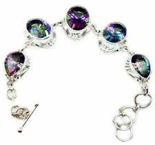 wholesale 925 Sterling Silver enticing Natural Multi Bracelet gift UK pic.twitter.com/hKFdDjFKtp