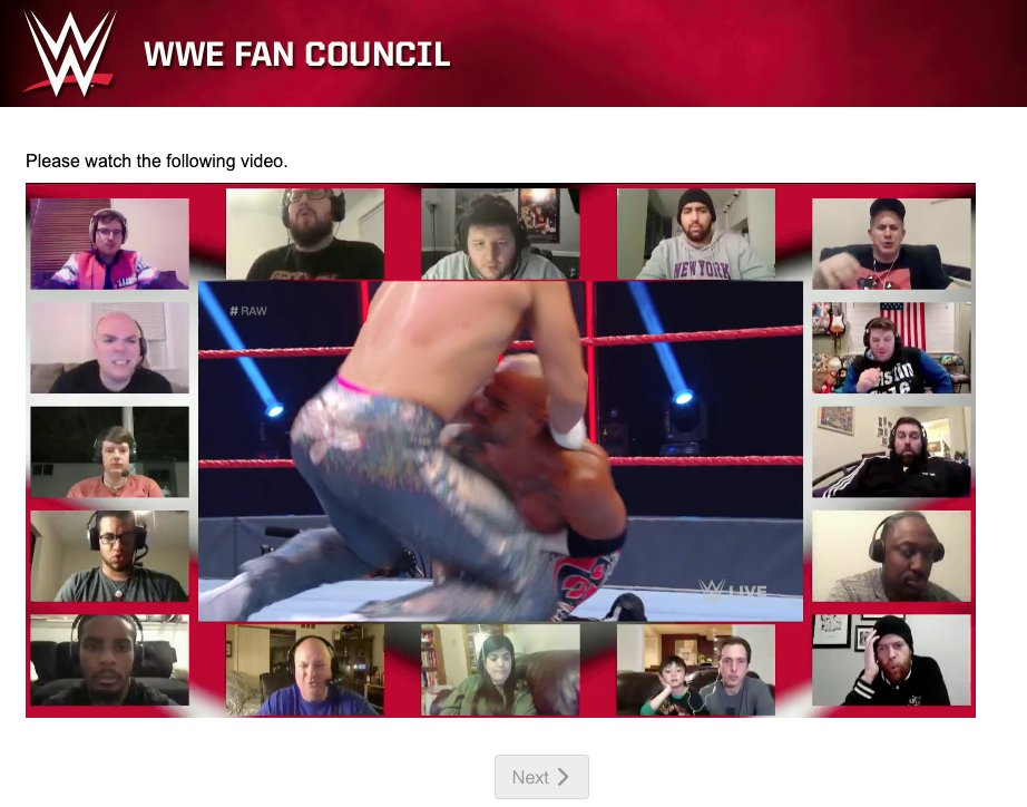 WWE Considering Interesting Change To Way TV Shows Are Presented With No Fans In Attendance (Video)