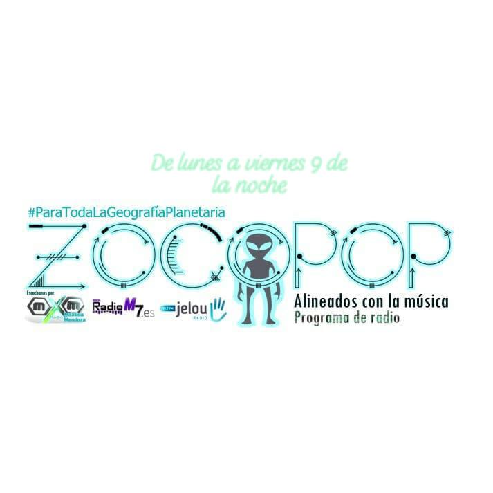 Hoy 1/04-Zocopop x Radiom7+FM 91.7 JELOU RADIO y Radio MaximaMendoza 101.9 FMEl 719 de la historia del programa! Corre la voz y enciende tus oídos: 21h España/ 12h California/13h Guatemala/14h CDMX+Perú+Colombia/ 15h NY + Bolivia/ 16h Arg+Chile/ 20h U.K., Portugal y Canarias.pic.twitter.com/HrEE5clYLW