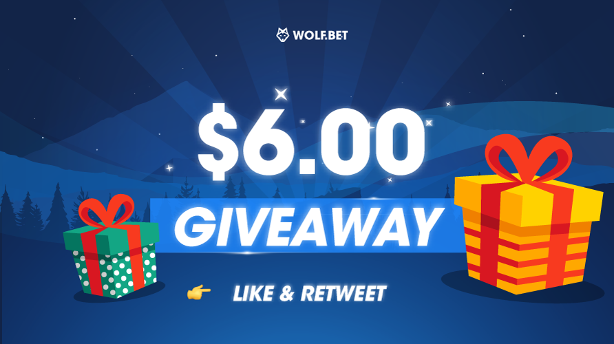 #Like and #Retweet to be eligible to win  2 Winners - $3.00 Each  Ends tomorrow at 10 AM (UTC)  #dailygiveaway #daily #prize #crypto #btc #eth #dice #casino #gw #doge #ltcpic.twitter.com/Ev5z9MnnVz