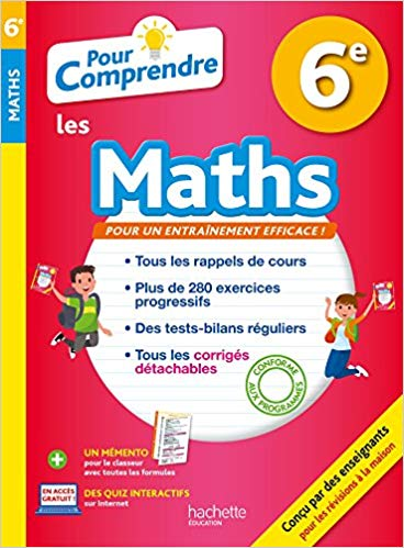 Telecharger Pour Comprendre Maths 6e Pdf Gratuitement Livre Libre