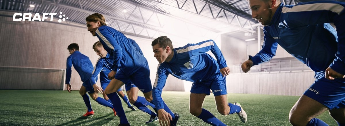 | Almere City FC speelt vanaf seizoen 2020-2021 in de kleding van @CraftSportswear  https://bit.ly/3bByv98  Foto: marketing Craftpic.twitter.com/JdlAkFnF7w