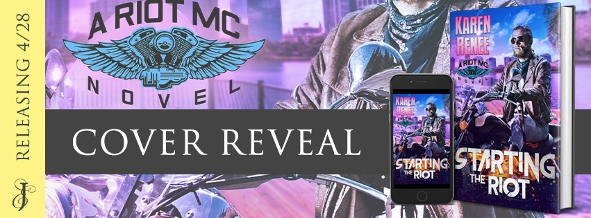 COVER REVEAL + PREORDER 𝙎𝙩𝙖𝙧𝙩𝙞𝙣𝙜 𝙩𝙝𝙚 𝙍𝙞𝙤𝙩 by ➜ @karenreneewrite is releasing 4.28 #PreOrder today ➜ https://books2read.com/u/bx8Pzo #CoverDesign ➜ 100Covers https://tbrbookblog.com/2020/04/01/cover-reveal-starting-the-riot-by-karen-renee/…pic.twitter.com/qWSp1GUqz9