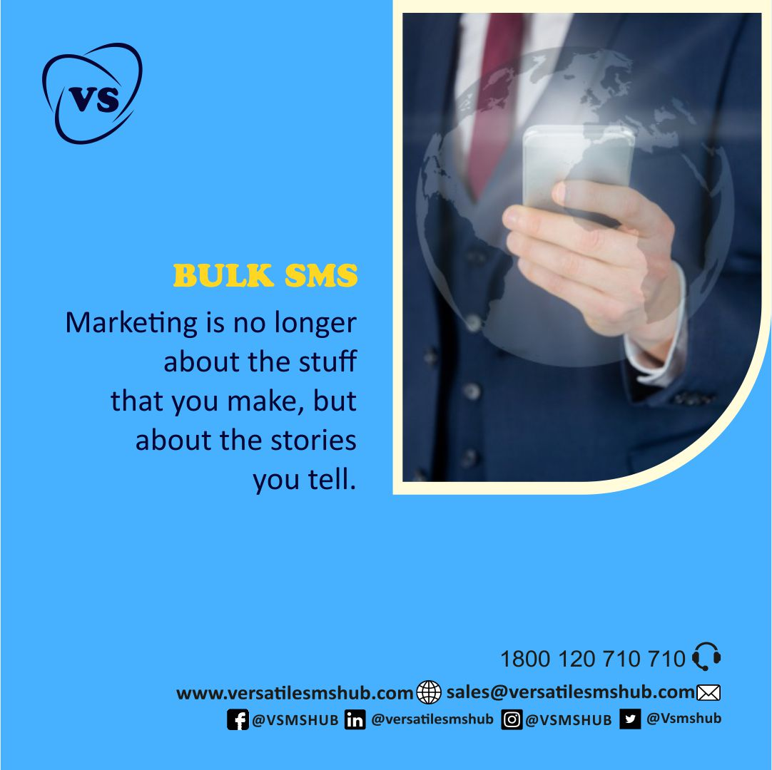 SMS or Short Message Service has revolutionized the way businesses can communicate with and reach their target markets.  #sms #bulksms #sales #marketing #customers #technology #webdesigning #digitalmarketing #webdevelopment #ivr #serviceprovider #productivitypic.twitter.com/S2MyCorDsi