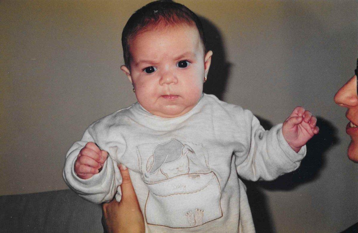Mitad lo que me encontrado de pequeño era mono y todo. pic.twitter.com/1bLADXvubp
