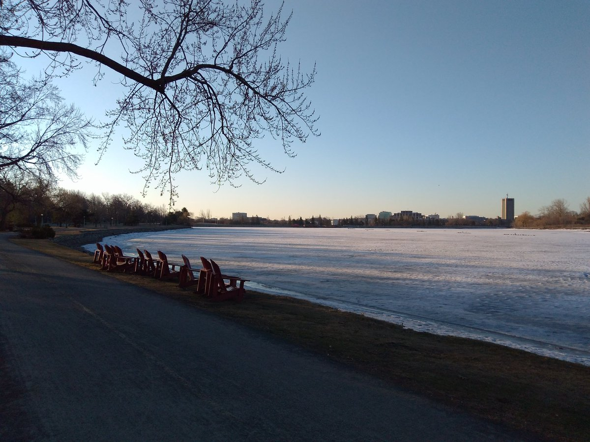 What a gloriously magnificent morning!!  #Ottawa @BlacksWeather #mentalhealthpic.twitter.com/ey1YN1BlLJ