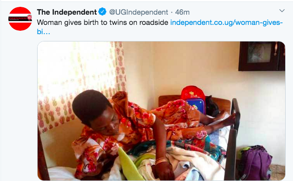 Access to maternal health in Uganda has always been challenging but it's now escalated by #coronavirus.  #WomenAndCOVID19UG  Human rights need not be compromised during pandemic  #STAYSAFEUG https://t.co/716ltxVPqp