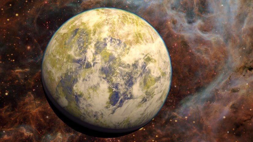 【希望】人類の移住先に最も相応しい星「グリーゼ832c」  地球から約16光年先に位置する「グリーゼ832c」は地球と極めて似た大気と環境を持ち、生命体が存在する可能性も高い。地球滅亡の日が来たときには、この星に移住するのも悪くない。 https://t.co/IR358JkvUa