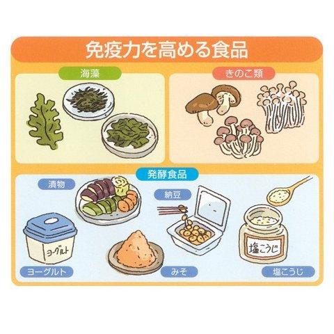 免疫 力 を 高める 食べ物 免疫力を上げる食事とは? オムロン ヘルスケア