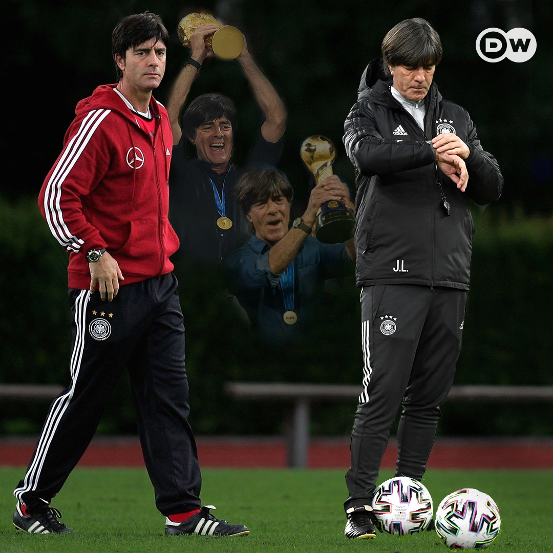 13 years and 264 days. Joachim Löw is now the world's longest-serving national team coach.