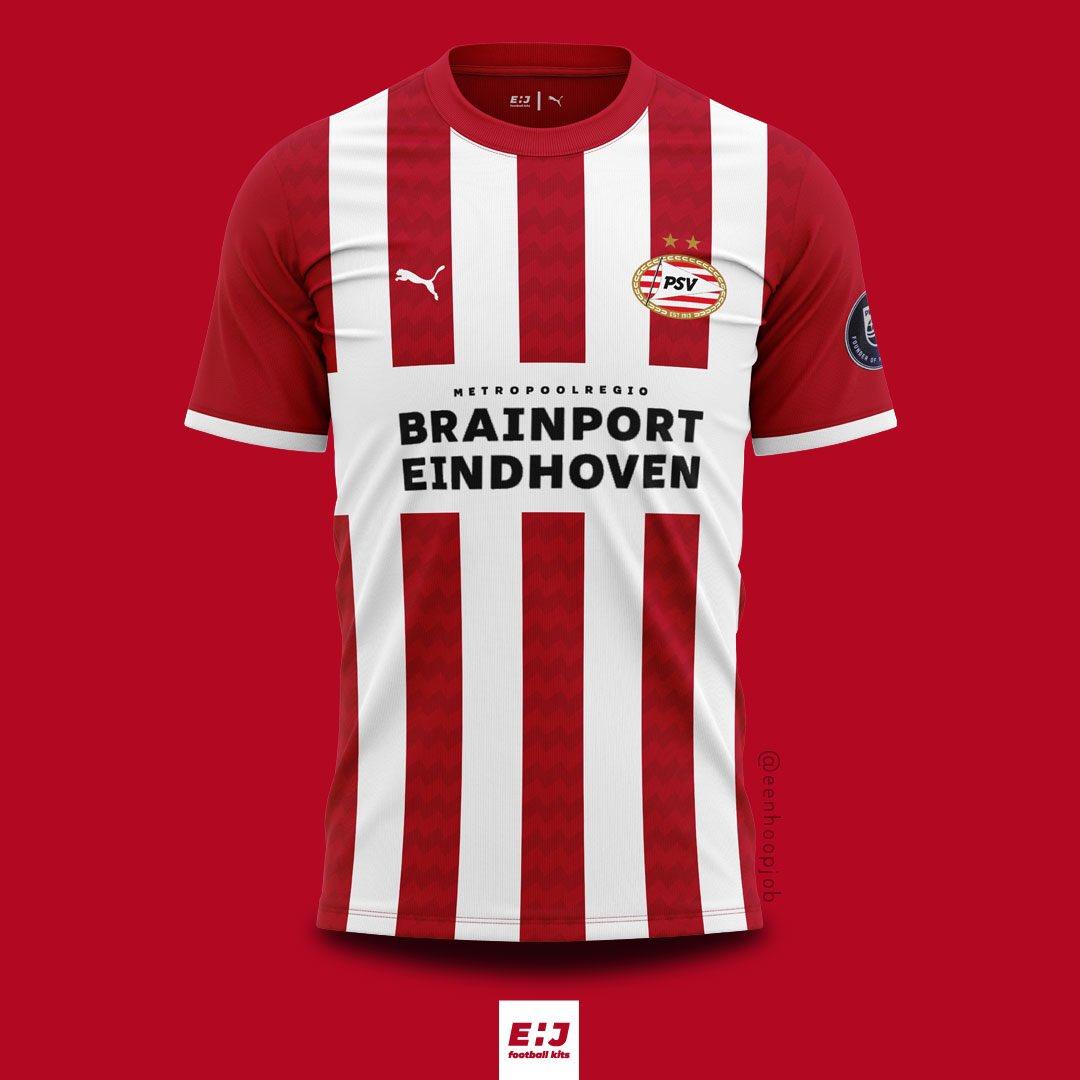 PSV Eindhoven x Puma concepts.  Please rate 1-10. Thoughts about these designs?  #psv #psveindhoven #eindhoven #philips #brainporteindhoven #ehv #lighttown #bruma #ihattaren #schmidt #doan #baumgartl #dumfries #puma #pumafootball @PSVpic.twitter.com/ntwprfgF6z