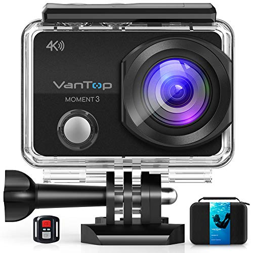 VanTop Moment 3 4K Action Camera w/Gopro Compatible Car...  $33.99 SHIPPED!  (15% off)  #deal #sale #coupon #dailydeal #flashsale  LINK: https://bit.ly/2UTEPlO pic.twitter.com/lRwbPiWQ4C