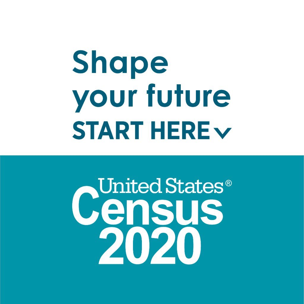 It's Census Day! Take a moment to fill out the #2020Census online at 2020CENSUS.GOV. #CensusDay