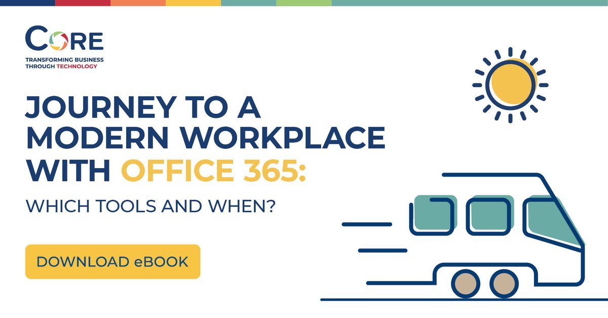 Get maximum value from #Office365 by knowing which tools to use & when to transform working processes & become a #modernworkplace.   Our eBook has practical advice & guidance to help you get the most from the #productivity suite during challenging times.   https:// hubs.ly/H0p5mkn0    <br>http://pic.twitter.com/66d2QuVaYd