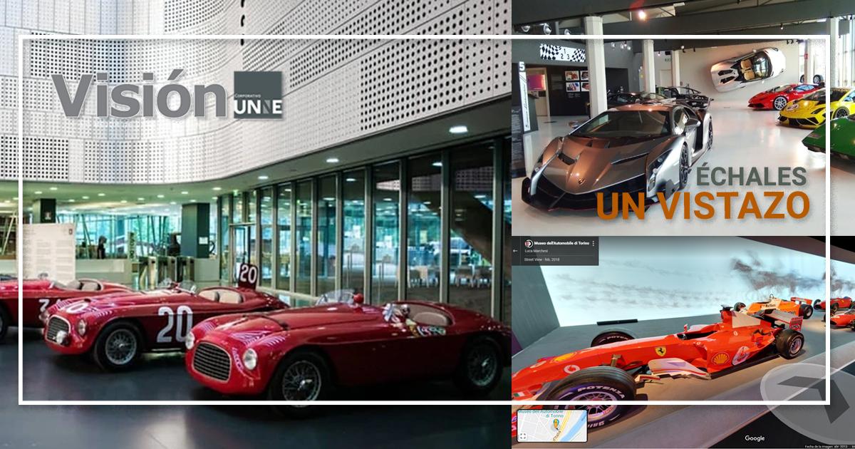 ¿Amante de los autos? Entonces, no tienes por qué aburrirte. Conoce de cerca modelos clásicos de Lamborghini, Ferrari y Alfa Romeo. #VisiónUNNE recomienda…  🚗 Museo del Automóvil de Torino https://t.co/7evXuuojPb 🚗 Museo Lamborghini https://t.co/Iyo3uUyPpX  #YoMeQuedoEnCasa https://t.co/ROT0t9Px9z