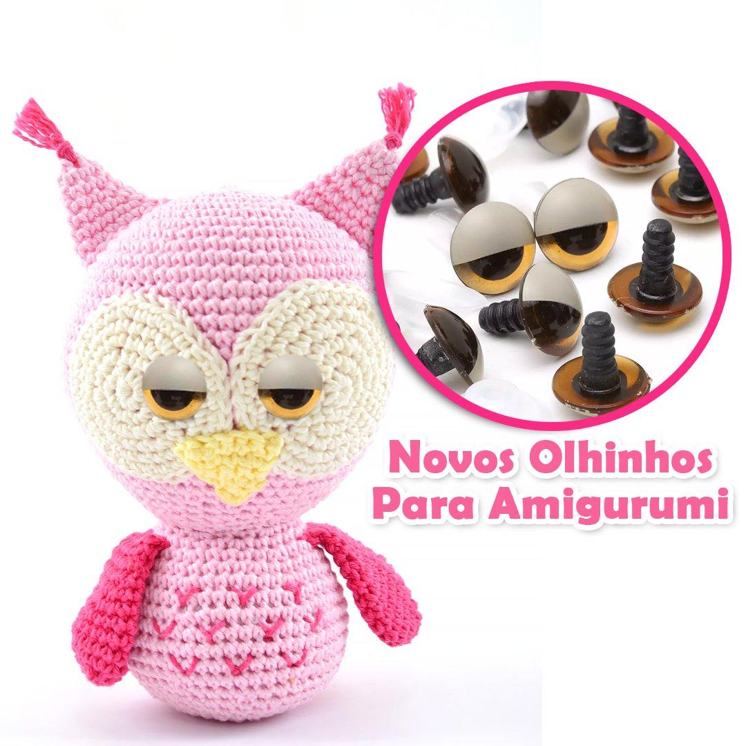 5 apaixonantes modelos de bonecas de amigurumi - Viver de Artesanato | 1080x1080