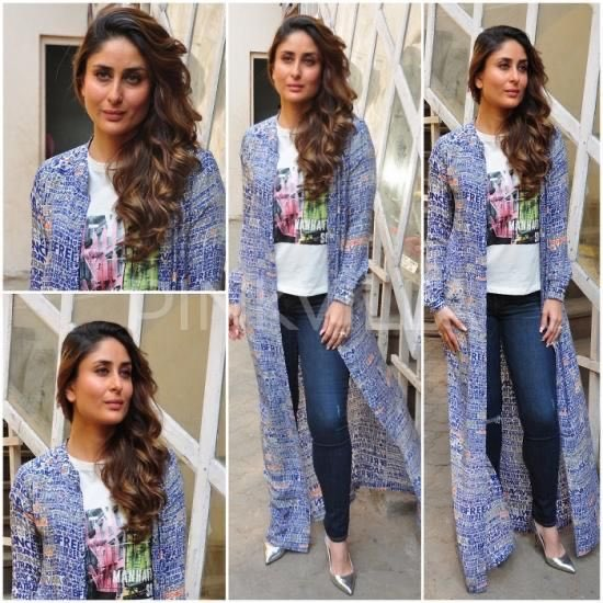 I dont think any actress can look so fashionable like her. Give her anything, she will look good in it. #4YearsOfKiandKa #KareenaKapoorKhan pic.twitter.com/9fd5Cf1JBE