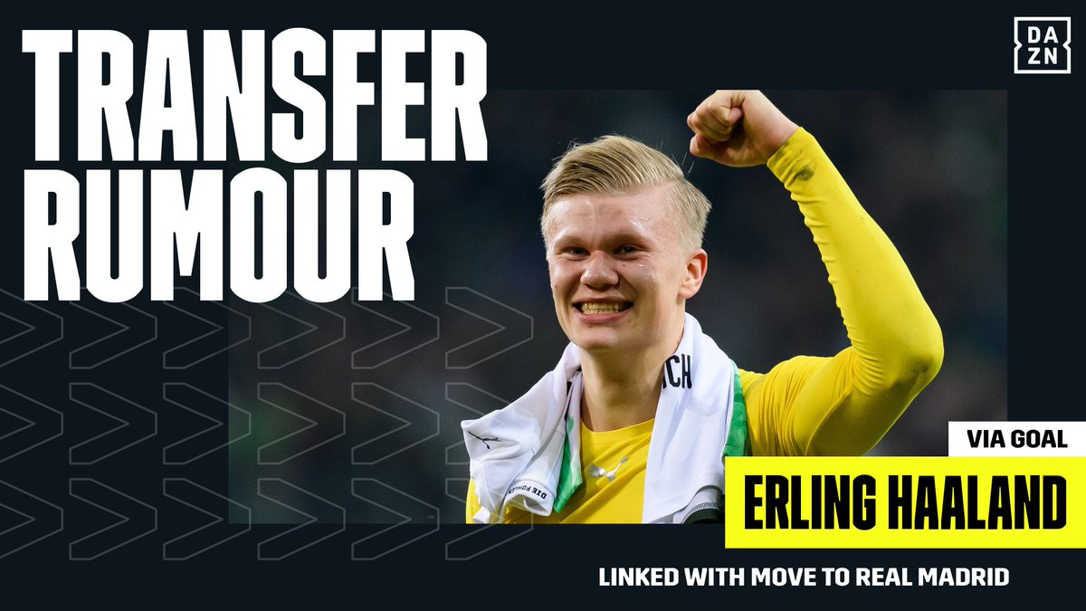 """""""You never know if he will play in Spain. What has to happen, will happen."""" – Alf Inge Haaland, father of Erling. 👀"""