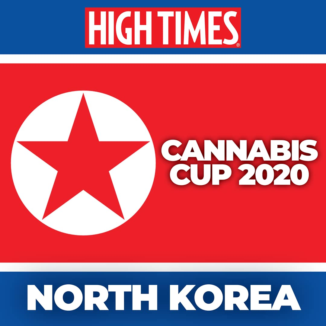 Pyongyang 2020.  You in?  Details here: http://bit.ly/3bG8HZr #CannabisCup #NorthKorea pic.twitter.com/6gXoN8bjnO