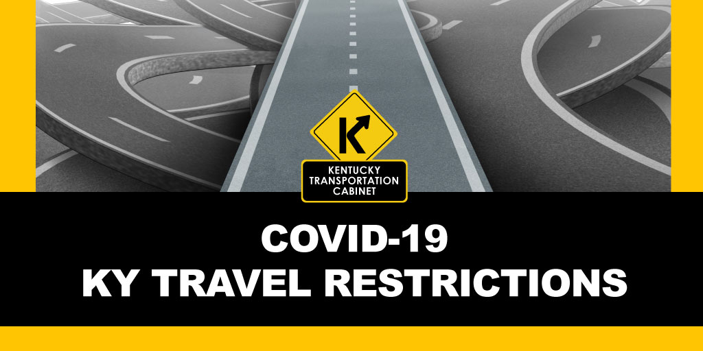 UPDATE: GovAndyBeshear issued an order requiring any person traveling to KY to self-quarantine for 14 days. Exceptions include traveling for work, groceries, medicine, to see a licensed medical provider, to care for loved ones, by court order or if only driving through KY.