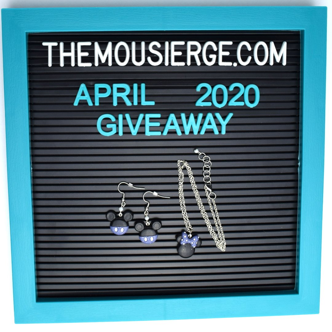 The April Giveaway is underway at http://TheMousierge.com where you can win this hidden Mickey and Minnie jewelry set! Multiple ways to enter daily!  Go to our site and click on Monthly Giveaway.  #disneyfan #disney #disneylife #disneyaddict #disneylove #disneyjewelrypic.twitter.com/dNQrO37xhK