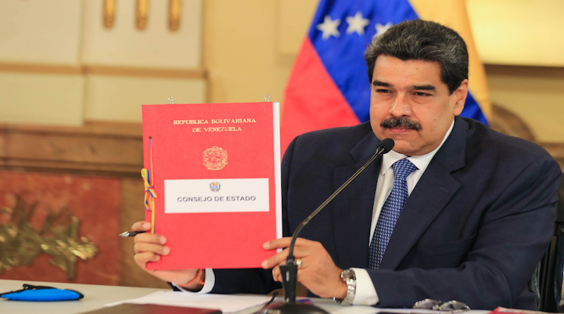 RT @VTVcanal8 : State Council declares itself in permanent session to combat Covid-19 and to ensure peace in the country  https://www.vtv.gob.ve/consejo-de-estado-sesion-permanente-combatir-covid-19-asegura-paz/  …
