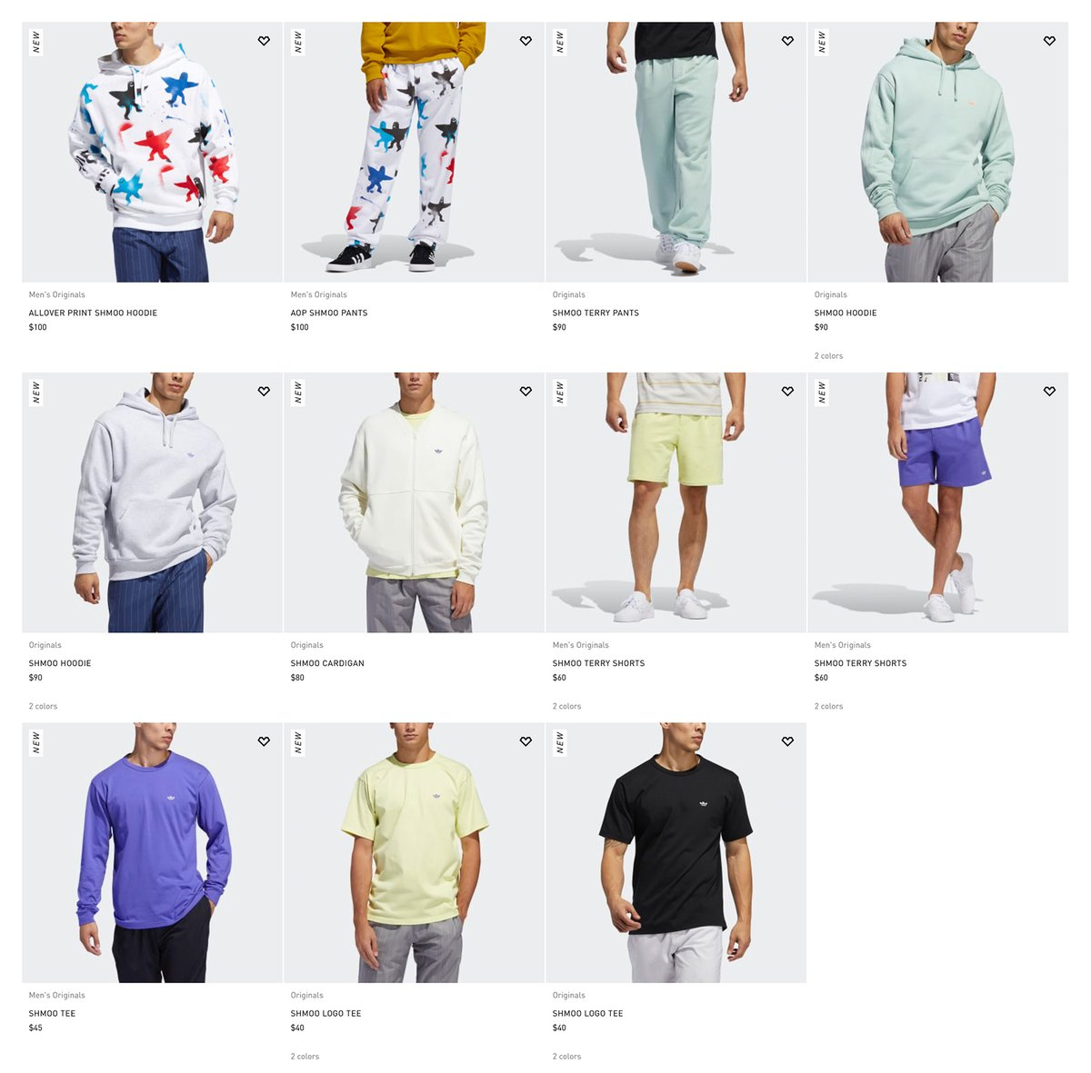Adidas Alerts On Twitter Now Available On Adidas Us Gonz X Adidas Shmoo Apparel Https T Co Rir2gogzgw Ad