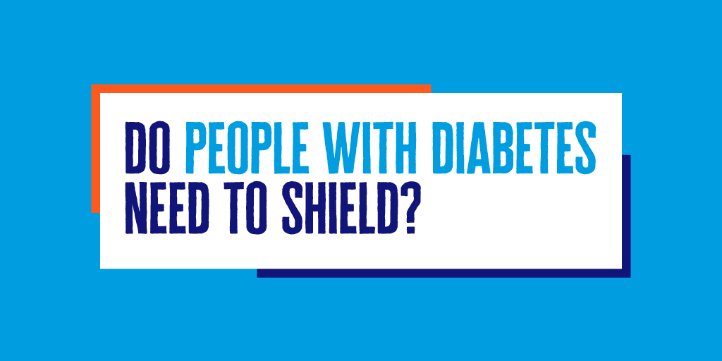 test Twitter Media - (1/6) Lots of you have been asking whether you need to follow the shielding advice from the government. Here are the facts on shielding, and what it means for people with #diabetes. https://t.co/qNwexuVeBe