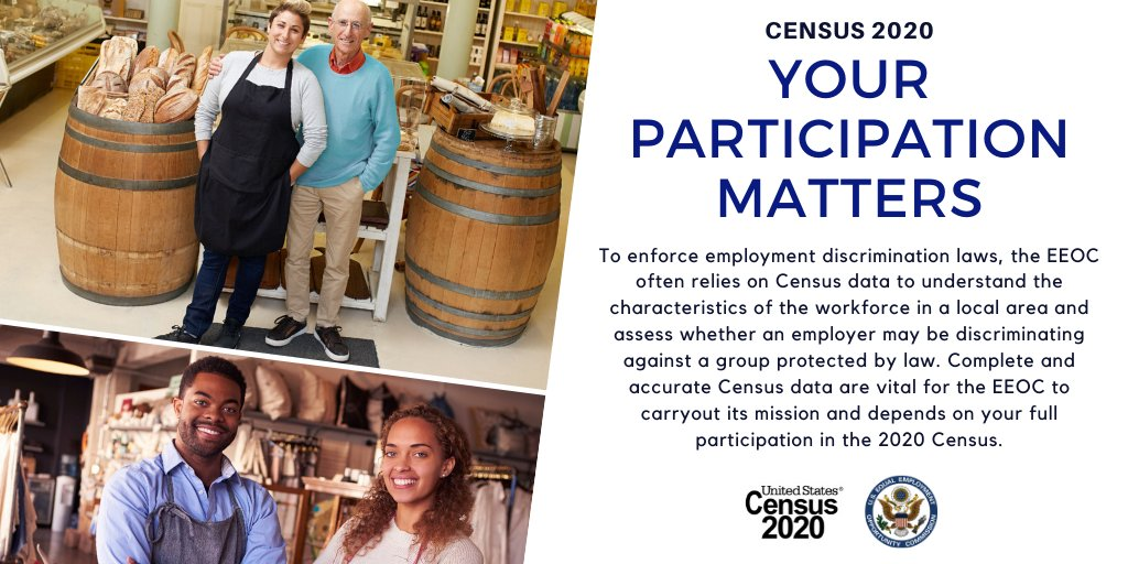 Your participation matters. Start here. 2020census.gov #CensusDay
