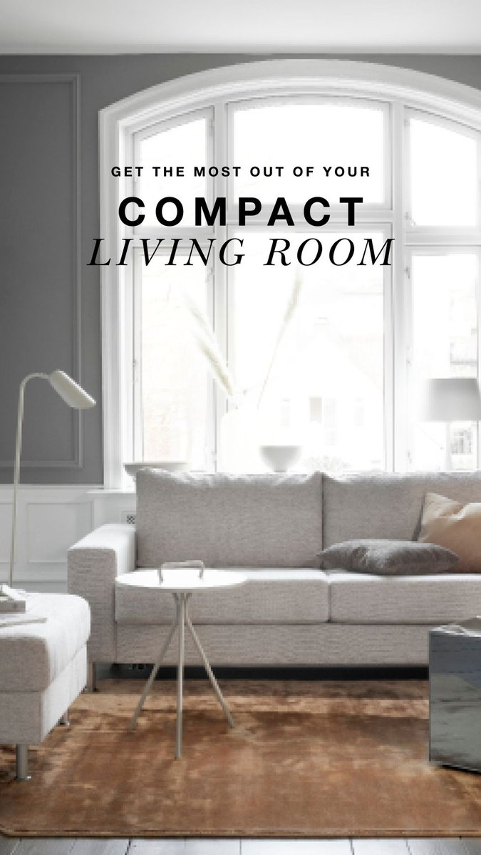 Small space calls for big ideas.   For lots of compact living style hacks head to our official Pinterest. https://buff.ly/2uT7crn  #boconcept #smallspaceliving #homestyling #homeinspo #danishdesignpic.twitter.com/bMEuqMsqwR