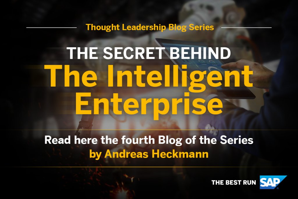 The secret behind the #intelligententerprise blog series #4 - From newbie to best practice: Artificial intelligence is growing up by @AndHeckmann http://sap.to/60111x1vNpic.twitter.com/vLp7bIJR5o