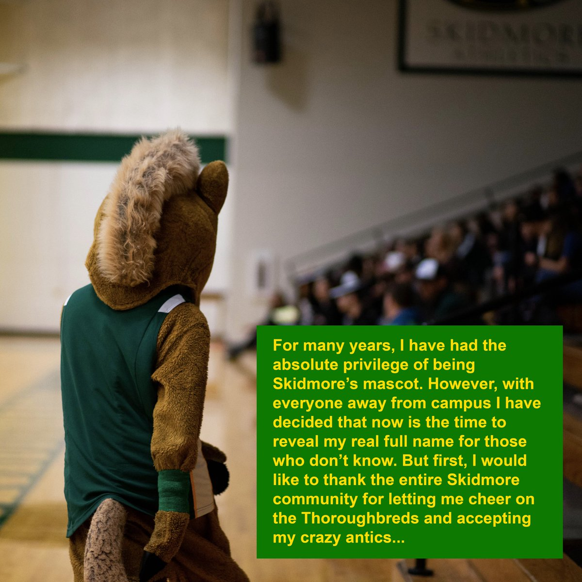 I am revealing my real full name. Please read. #MascotReveal https://t.co/r7QcJ9Y41S