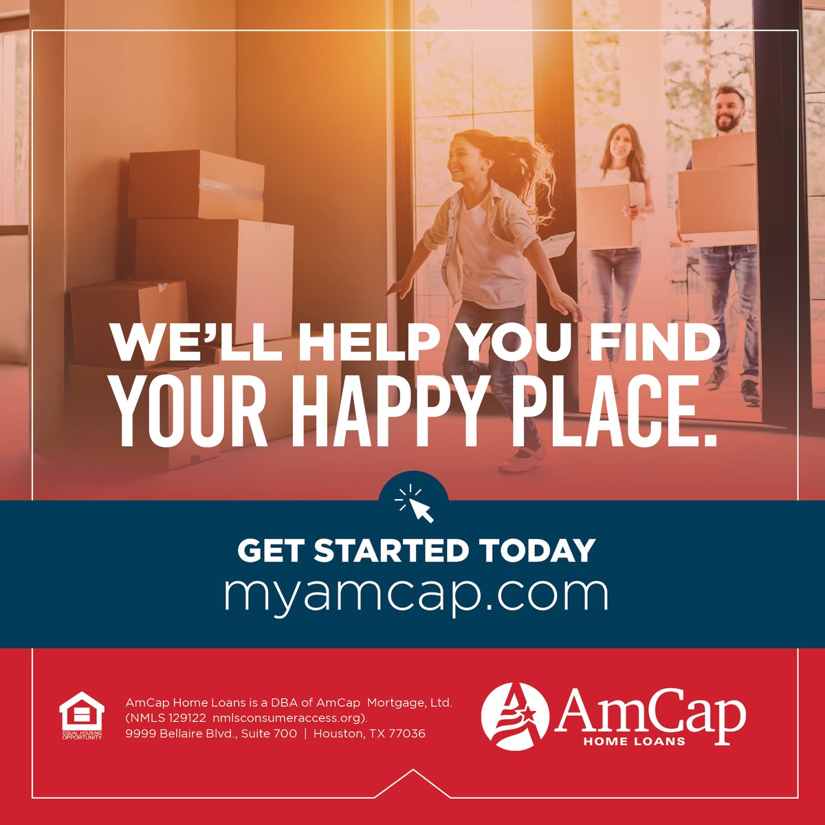 No jokes here! Let's find your happy place together ☺️ Visit  today. . . #myamcap #home #loans #mortgage #rates #dreamhouse #dreambuying #dreambig #wednesdaywisdom #wednesdaythoughts #happyplace #aprilfoolsday #AprilFools #April1st