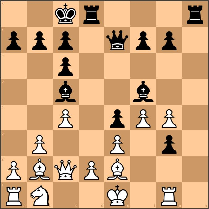 test Twitter Media - Larsen - Spassky is one of the gems of 1970 USSR vs Rest of the World match. Black played very energetically. Can you find the elegant tactical blow that helped Spassky finish the game?  Replay this dashing attack here: https://t.co/zpMmKJm29Y  #chess #yourmove #puzzle https://t.co/v3CYVbolRp