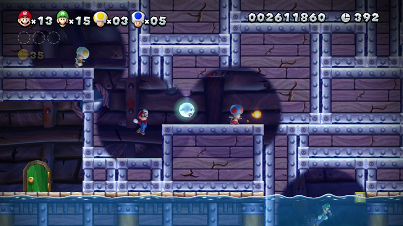 A new Ninji Speedruns course has been leaked! This one will be set in the Shipwreck theme in the Kirby's Dream Land style, and will revolve around Gentle Slopes! pic.twitter.com/OgmZ1aRecI