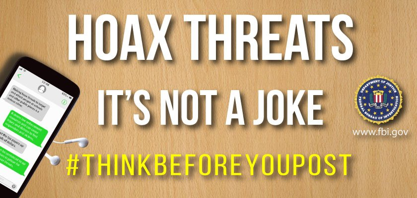 On #AprilFoolsDay or any day...some jokes just aren't funny. #ThinkBeforeYouPost