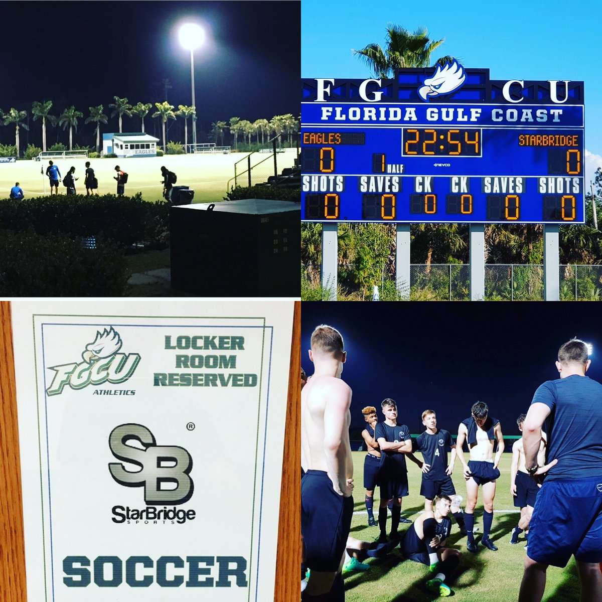 Throw back to our visit and fixtures at Florida Gulf Coast University & Oshun Lewis's wonder strike! Contact us for more information on our October 20 and April 21 USA tours #scholarship #scholarathlete #collegesoccer #studentathlete #usatours @Tull1908 @Jim_Hepworthpic.twitter.com/OFjuEdXA6y