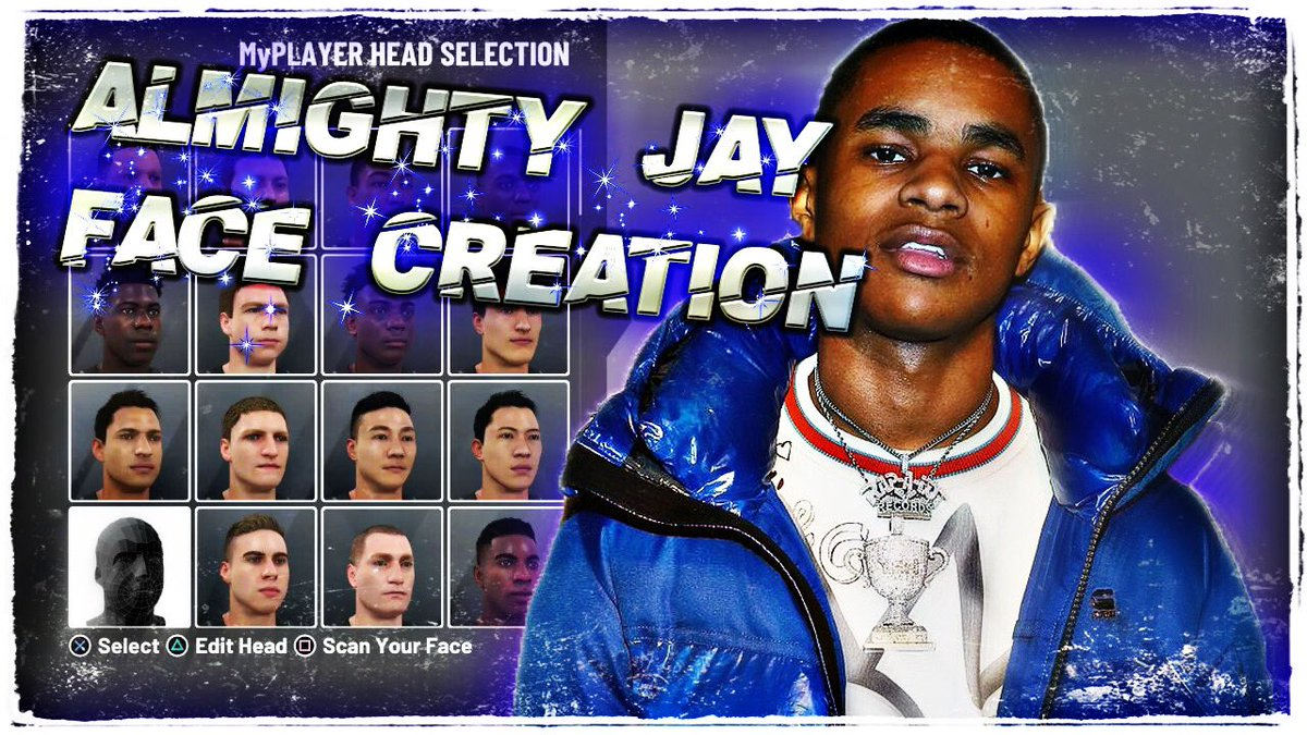 Almighty Jay Face Creation Thumbnail  Made for: @Nxte_YT   Made by: @TheBossDesigns1    and  are appreciated  Port: https://www.behance.net/derekbennett2   #ifb #gfxneeded #GraphicDesigner #WednesdayVibes #2kfreeagent #2kgfx #GraphicDesign #gfx #gfxwanted *F/A*pic.twitter.com/HWEj3kArfg
