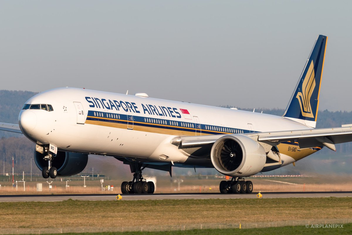 What a nice visitor today. It's been a while, since the last Singapore Airlines B777 was at ZRH airport. #zrhmovements #avgeek #boeing #b777 #tripleseven #planespotting #airliner #jetphotos #aviationphotography #nikonphotography #singapore #switzerland #zurich #nikond850pic.twitter.com/UGOGpb3dYf