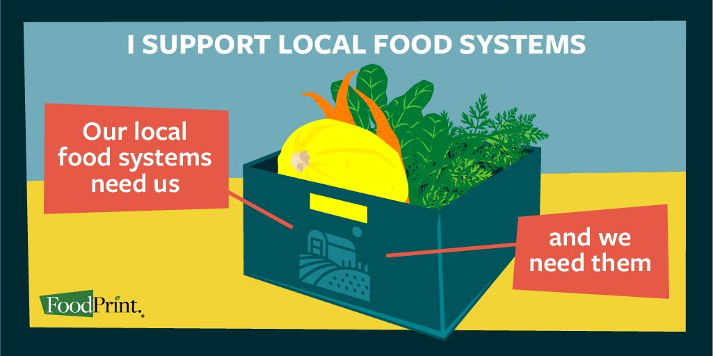 As #COVID19 impacts farmers, restaurants, farm to school programs & food shelters, programs like @sustainableag @FMCorg @Farmland @foodchainworker @FarmtoSchool are advocating for our food system. Here's how you can help: https://foodprint.org/blog/support-sustainable-food-systems/?utm_source=twitter&utm_medium=organic&utm_campaign=foodprint_general…pic.twitter.com/4pCiilcWbz