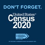 Image for the Tweet beginning: Today is Census Day! Let's