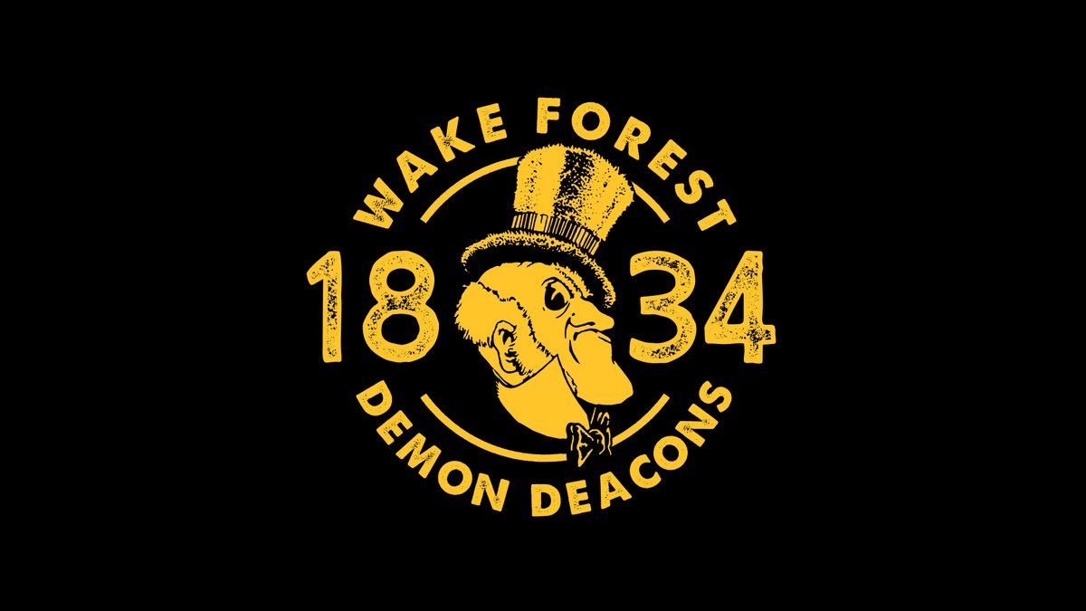 Bring a little campus to your corner of the world. #WakeFromHome with a little Deacon swag. Free downloads: ➡️ https://t.co/XRh24GMsL2#WallpaperWednesday   #GoDeacs