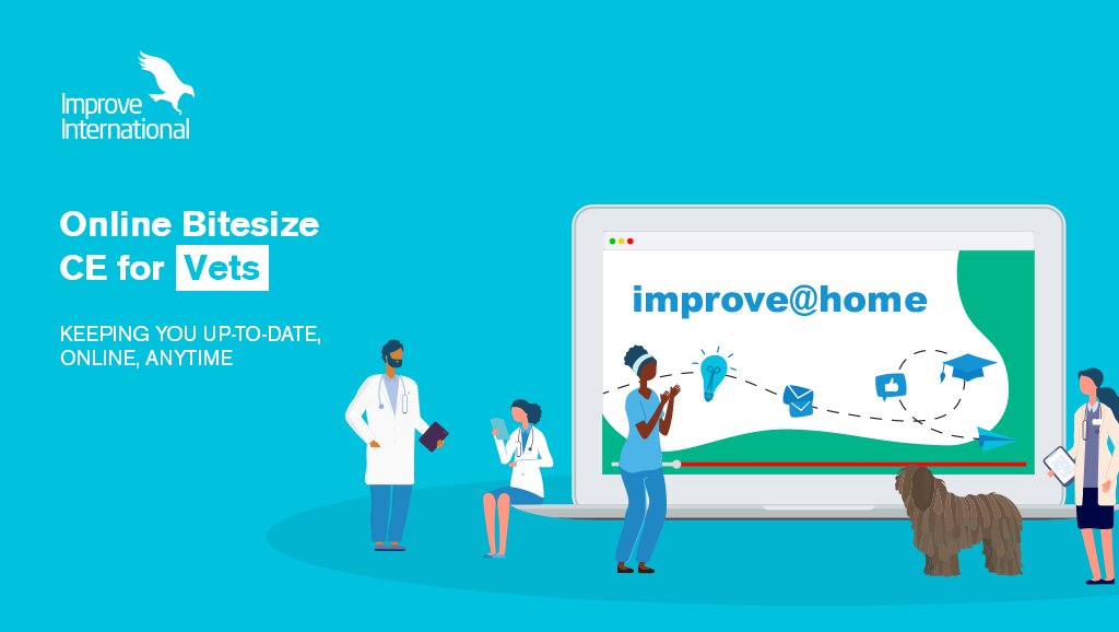 Over 50 hours of #CE  for £99 + VAT per year using discount code: BITESIZEVS20  https://bit.ly/Vets_Bitesize_CE  …  Our Online Bitesize CE enables you to achieve the learning in key clinical subjects and meet your annual CE targets. #Improve @home