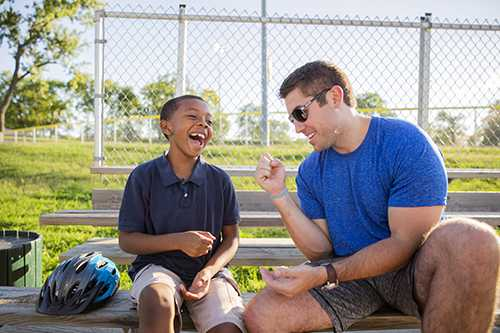 Have you considered becoming a #mentor in our program?  The need for positive #rolemodels for the kids in our program doesn't lessen because of what's happening. In fact, the need will grow even more. Learn more about mentoring by visiting http://bit.ly/2vw8bOo. #beabig pic.twitter.com/52hUex8ZTe