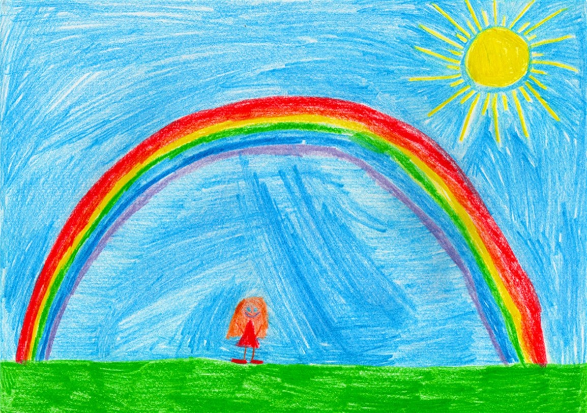 Share your #rainbowsfornightingale on social media and tag @BansteadPrep