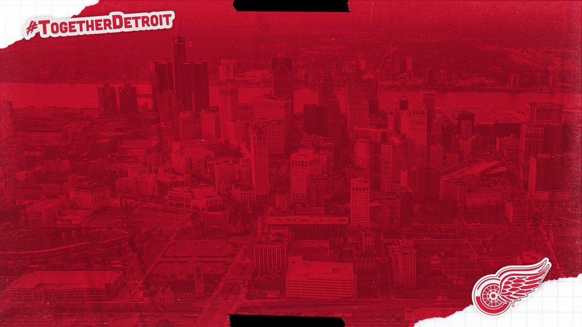 Detroit Red Wings On Twitter Bonus Desktop Zoom Us Wallpapers