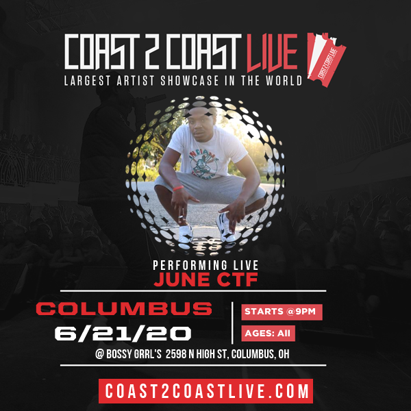 I'm performing at Columbus 6/21/20 to win  $50,000 in Prizes! ! #Coast2Coastpic.twitter.com/CWMo0pT6Ps