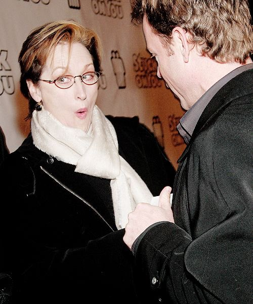 Meryl Streep being Meryl Streep <br>http://pic.twitter.com/DNpF4Cbqa2