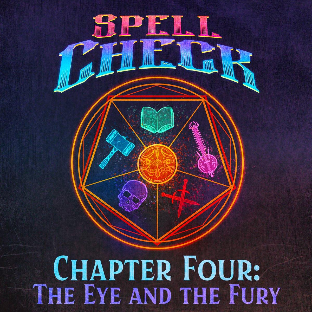 Spell Check - A D&D Podcast (@SpellCheckCast) | Twitter