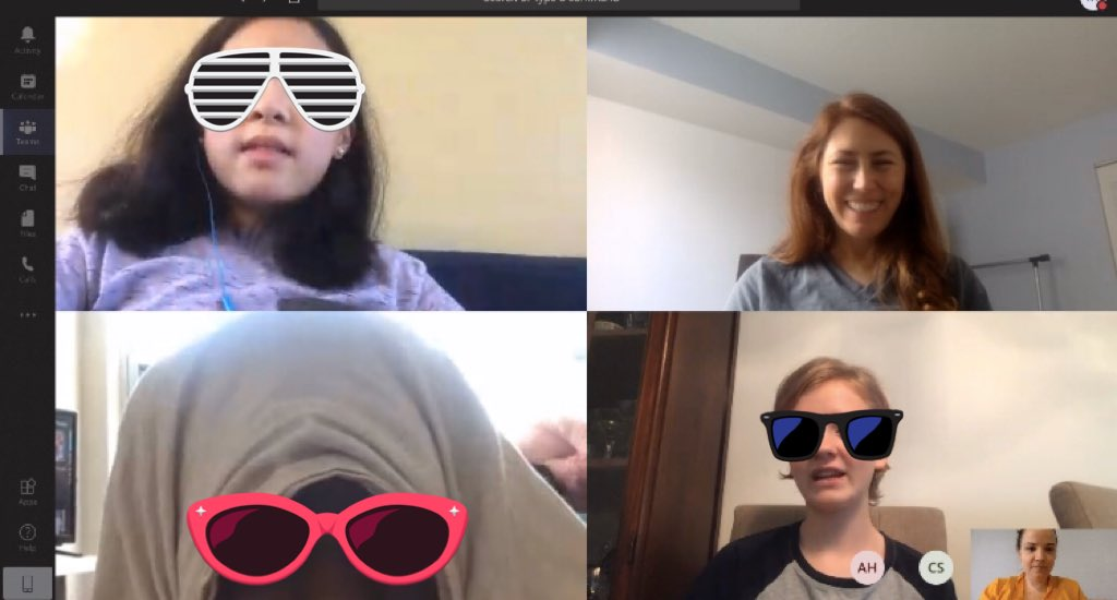 Had so much fun catching up with TAB in Microsoft Teams today. Thanks to everyone who joined in and we can't wait to see you all again virtually after Spring Break! <a target='_blank' href='http://twitter.com/APSLibrarians'>@APSLibrarians</a> <a target='_blank' href='http://twitter.com/APSGunston'>@APSGunston</a> <a target='_blank' href='http://search.twitter.com/search?q=GunstonReads'><a target='_blank' href='https://twitter.com/hashtag/GunstonReads?src=hash'>#GunstonReads</a></a> <a target='_blank' href='https://t.co/jLtisP8frp'>https://t.co/jLtisP8frp</a>
